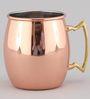 Indecrafts 500 ML Copper Beer Mug