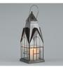 Indecrafts Black Iron House Festive Lantern