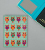 India Circus Disco Hedwig Faux Leather Passport Cover