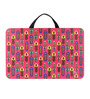 India Circus Technicolor Jootis MDF Lap Tray