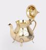 Indian Art Villa Handmade Brass 650 ML Tea Pot