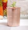 Indian Art Villa Handmade Copper 300 ML Glass