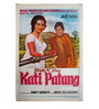 Indian Hippy Paper 20 x 30 Inch Kati Patang Vintage Unframed Bollywood Poster