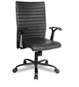 Infinity Black Executive Chair by VOF