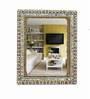 Dodgy Decorative Mirror in Multicolour by Bohemiana