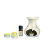 Iris Multicolour Ceramic & Wax 202Lg Lemon Grass Fragrance Vaporizer