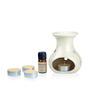 Iris Multicolour Ceramic & Wax 202Sa Sandal Fragrance Vaporizer