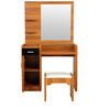 Iris Dressing Table in Maple Finish by Royal Oak