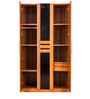 Iris Three Door Wardrobe in Maple Finish by Royal Oak
