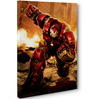 Iron Man Strength Canvas Poster