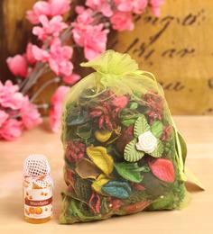 Itiha Mandarin Natural Potpourri & Oil Freshener