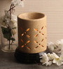 Itiha Brown Ceramic Electric Diffuser