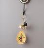 Itiha Multicolor Aluminum Two-sided Hanging Ganesha Key Chain