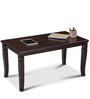 Jaimie Coffee Table in Brown Colour by Durian