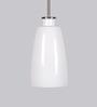 Jainsons Emporio Cleome Basic White Metal Pendant Lamp