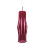 Jainsons Emporio Red Glass Pendant Lamp