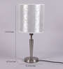 Jainsons Emporio Shire Beige Metal Table Lamp
