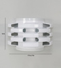 Jainsons Emporio White Pruce Wall Light