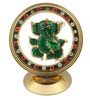 JaipurCrafts Multicolour Brass Lord Ganesha Inside Chakra