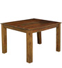 Java Solid Wood Four Seater Dining Set by HomeTown