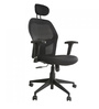 Jazz High Back Executive Chair in Black by Starshine