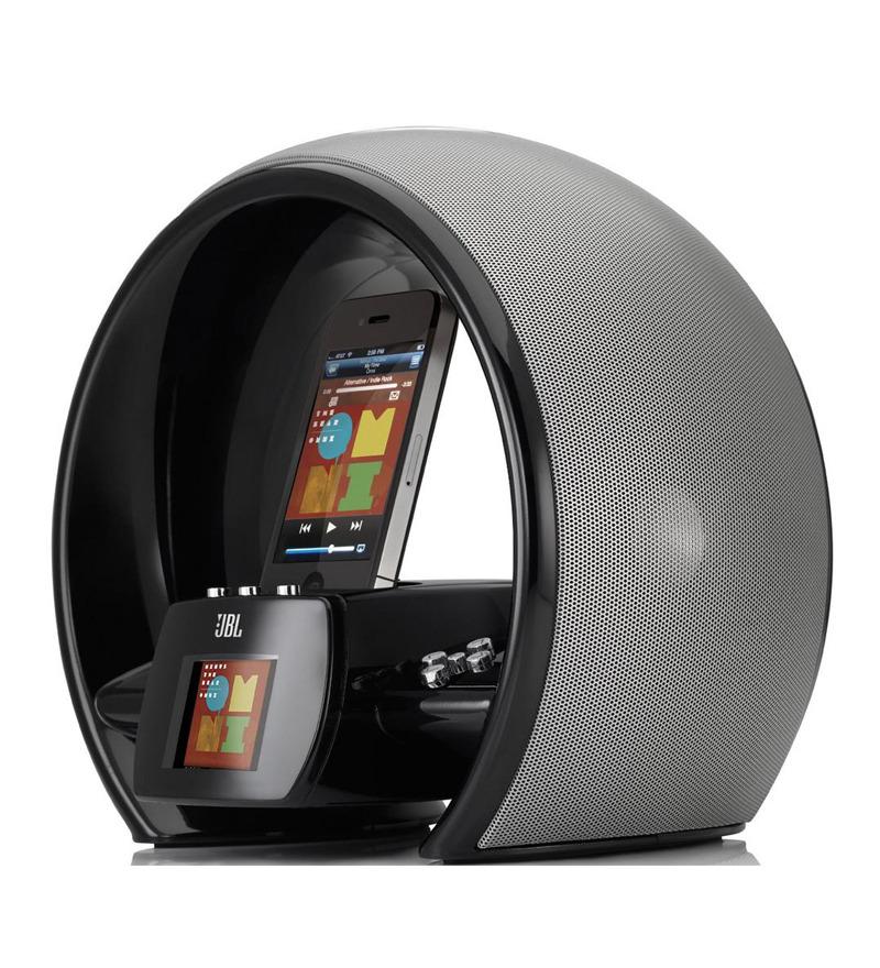 jbl on air wireless black speakers by jbl online speakers hobbies pepperfry product. Black Bedroom Furniture Sets. Home Design Ideas