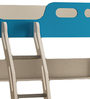 Jerry Bunk Bed in Blue & White Colour by HomeTown
