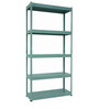 Jin Display Unit in Green Finish by Mintwud
