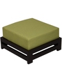 Jinjer Low Height Distinguished Green Stool by ARRA