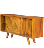 Jiya Sideboard in Cane Finish by Inliving
