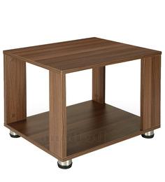 Joy Coffee Table in Acacia Dark Matt Finish by Debono