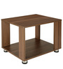 Joy Coffee Table in Acacia Dark Matt Finish by Debono