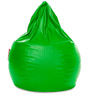 Jumbo SAC Bean Bag (Cover Only) Parrot Green Color Colour  by Style Homez
