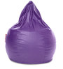 Jumbo SAC Bean Bag Purple Color Colour with Beans by Style Homez