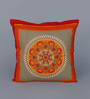 Just Essential Multicolour Cotton 16 x 16 Inch Durable Cushion Covers - Set of 2