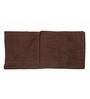 Just Linen Brown Cotton 30 x 60 Bath Towel