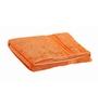 Just Linen Orange Cotton 30 x 60 Bath Towel