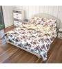 Just Linen Rust Fabric Single Size Comforter