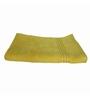 Just Linen Yellow Cotton 16 x 24 Hand Towel - Set of 2