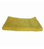 Just Linen Yellow Cotton 30 x 60 Bath Towel