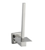 Jwell Silver Stainless Steel Spare Toilet Tissue Paper Holder