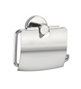 Jwell Star Silver Stainless Steel 5.9 x 3.14 x 5.11 Inch Toilet Paper Holder