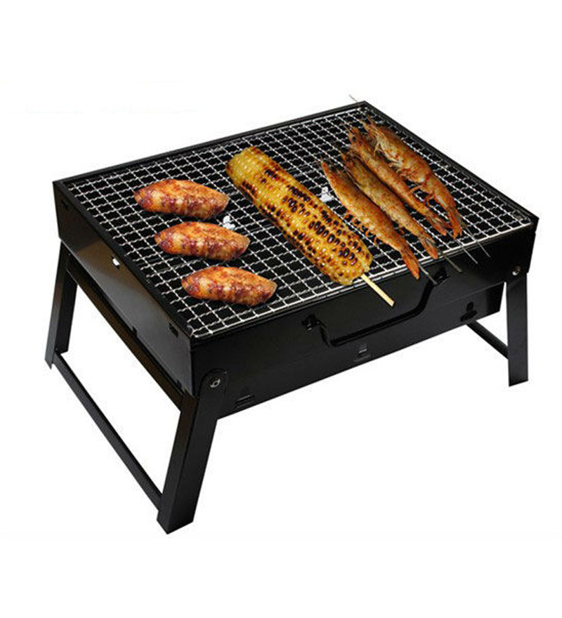 kawachi portable barbeque charcoal grill best deals with. Black Bedroom Furniture Sets. Home Design Ideas