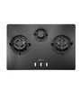 Kaff N703BG 3-burner Auto Ignition Hob