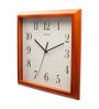 Kaiser Brown Wooden 12 X 12 Inch 2161 Wall Clock