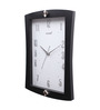 Kaiser Brown Wooden 9.8 x 1.8 x 13 Inch Wall Clock
