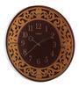 Kaiser Cola Wooden 15 Inch Round Wall Clock