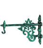 Karara Mujassme Cast Aluminium Victorian Style Antique Green Cast Aluminium Plant