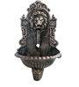 Karara Mujassme Victorian Style Cast Iron Antique Gold Fountain