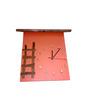 Karigaari Hut Wall Clock